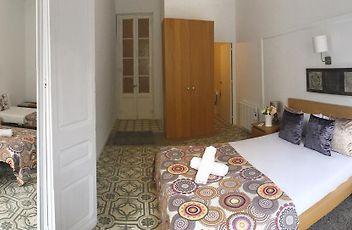 Camere Familiari Barcellona : Apartment chez moi barcellona